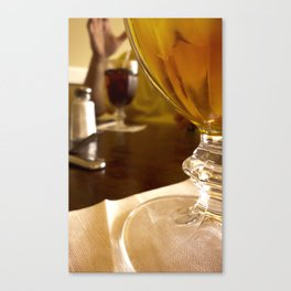 Cold Drinks Canvas Print