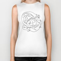 naked Biker Tanks featuring Naked Truth by 5wingerone