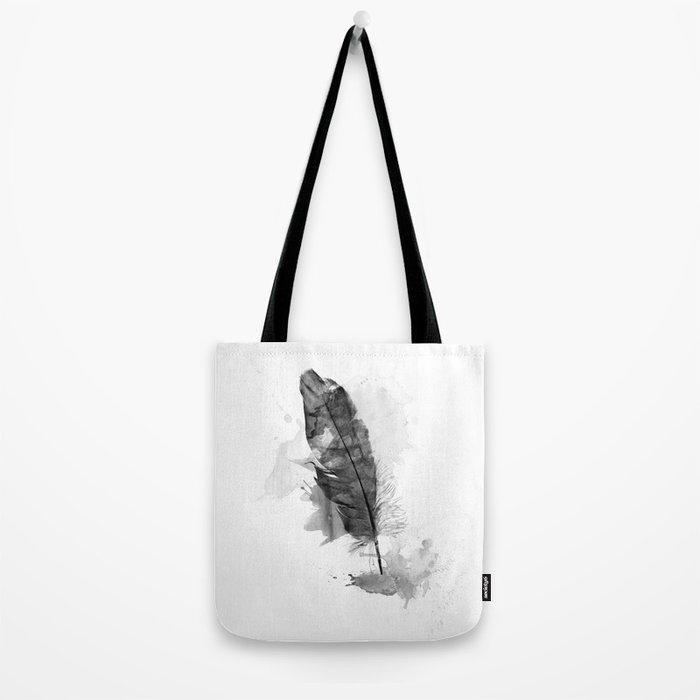 Feather II Tote Bag