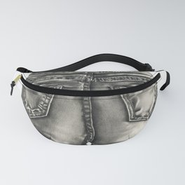 Jeans Fanny Pack