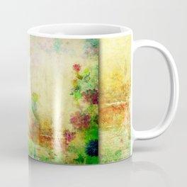 Ginkelmier Land ~ Watercolor Fairy Garden Coffee Mug