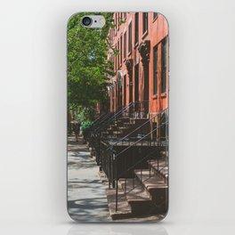 Brooklyn Summer Days iPhone Skin