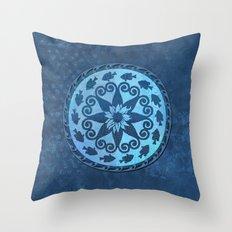 Bluegill Medallion Throw Pillow
