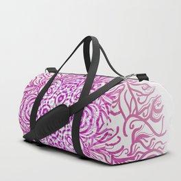 Abstract Mandala 608 Duffle Bag