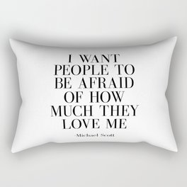 Fashion Poster Fashion Wall Art Typography Print Quote Print Art Wall Art Michel Scot Quote Print Rectangular Pillow
