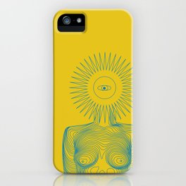 Daughter of Ra iPhone Case