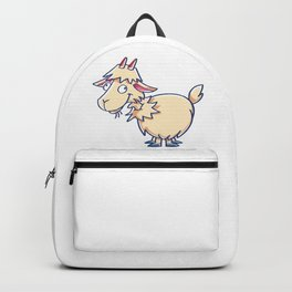 Goat Silly Backpack