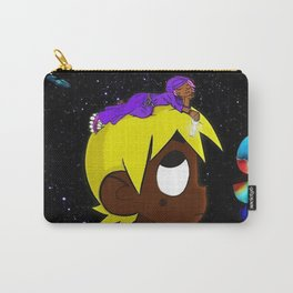 Luv vs The World Carry-All Pouch