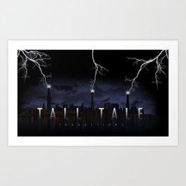 Tall Tale Productions Art Print