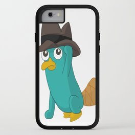 Baby Perry the Platypus iPhone Case