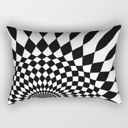Wonderland Floor #5 Rectangular Pillow