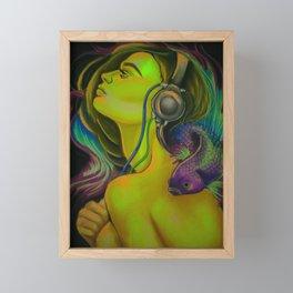 Empiricism Framed Mini Art Print
