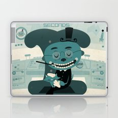 I've been waiting for you, Mr. Bond Laptop & iPad Skin
