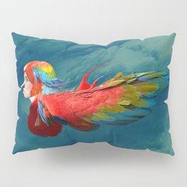 Parrot Pillow Sham