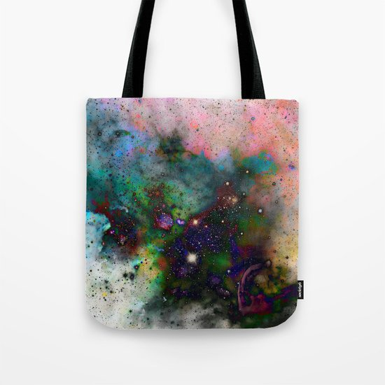 Everything is nothing 5 (therefore it was beautiful) Tote Bag