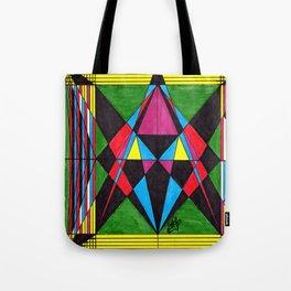 love the unkown Tote Bag