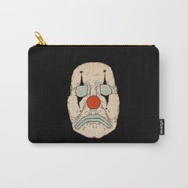 Clown Face #1 Carry-All Pouch