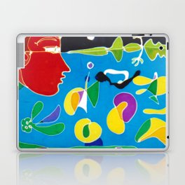 Viewpoint            by Kay Lipton Laptop & iPad Skin