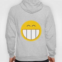 Big Teeth Smiley Face Hoody