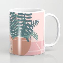 Cat Garden Coffee Mug