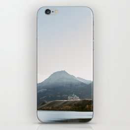 Prince of Whales Hotel - Waterton, Alberta iPhone Skin
