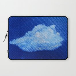 Drifting Alone Laptop Sleeve