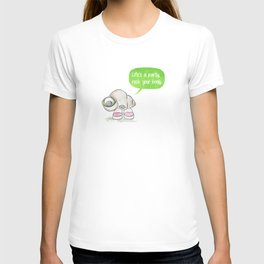 Marcel the Shell T-shirt