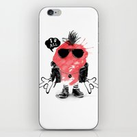 splash iPhone & iPod Skins featuring SPLASH by Ali GULEC