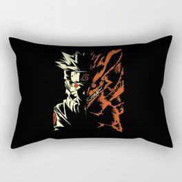 Naruto Transformation Rectangular Pillow