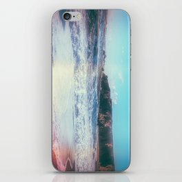 California Sunshine Waves iPhone Skin