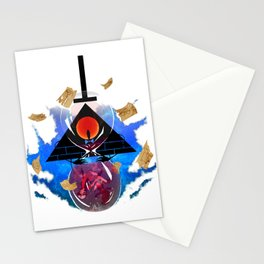 Gravity Falls (The Calm Before the Storm) Stationery Cards