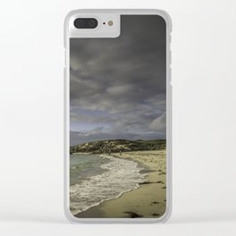 Clifden, Connemara Clear iPhone Case