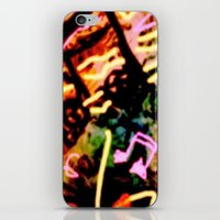 matisse iPhone & iPod Skins featuring Matisse Notes by RIA CURLEY: Limited Edition Digital Art