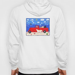 The Salty Dogs Hoody