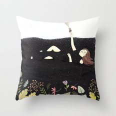I'll Probably Survive This Throw Pillow