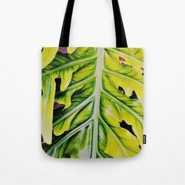 Plant Leaf Tote Bag