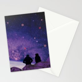 We Are All Connected Stationery Cards
