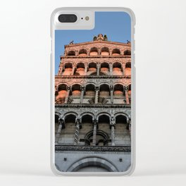 San Martino Clear iPhone Case