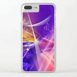 Mitternachssymphonie Clear iPhone Case