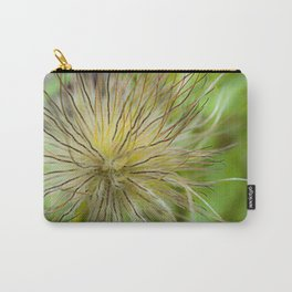 Blooming Weed Carry-All Pouch