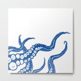 Anyone for calamari? Metal Print