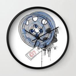 Speedline 205 GTI Wall Clock