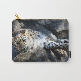 Leopard Boudoir II Carry-All Pouch