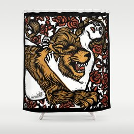 Tam Lin Shower Curtain