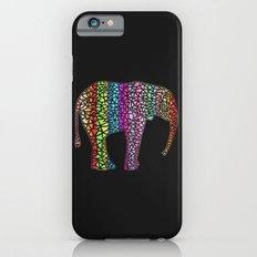 Coloured Elephant Slim Case iPhone 6
