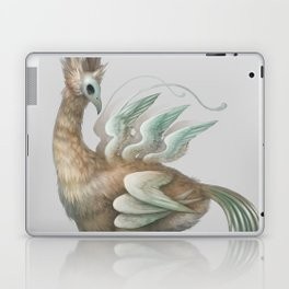 The Many-Winged Skullbird Laptop & iPad Skin