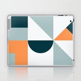 Mid Century Modern Geometric 22 Laptop & iPad Skin