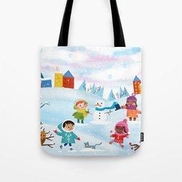 Children's gams Tote Bag