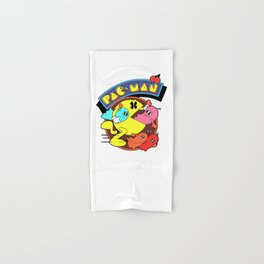 Pac-Man Hand & Bath Towel
