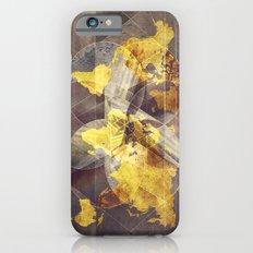 world map 35 sacred Slim Case iPhone 6